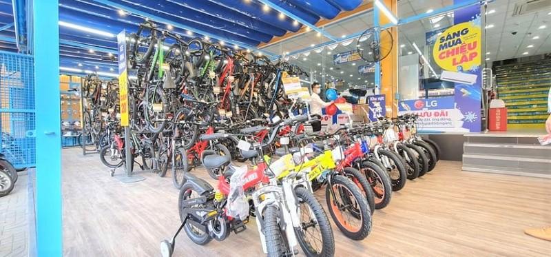 Lý do Thế Giới Di Động nhảy vào bán... xe đạp - ảnh 1