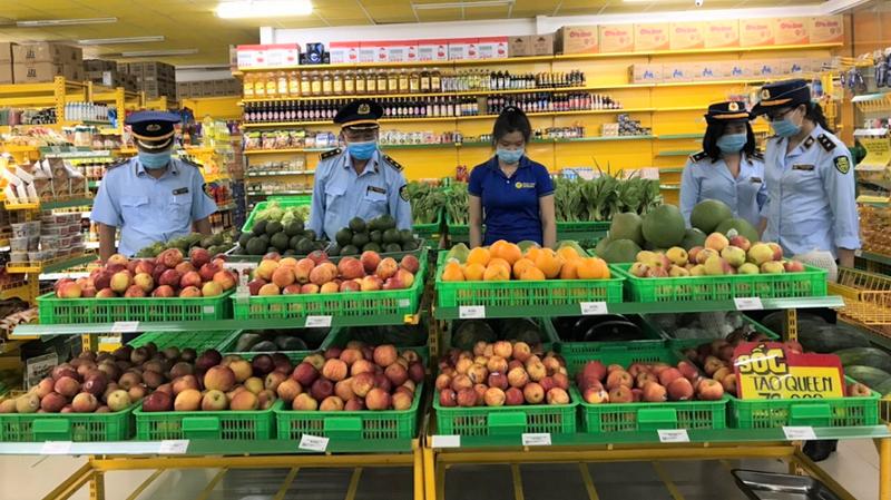 Phạt một cửa hàng Bách Hóa Xanh ở An Giang  - ảnh 1