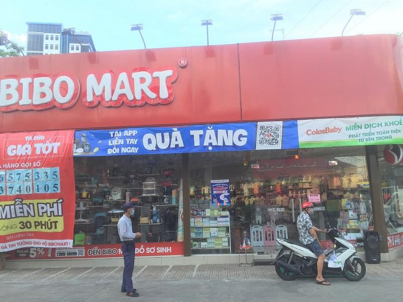 Chùm ảnh các siêu thị, cửa hàng tiện lợi đóng cửa sớm theo quy định - ảnh 8