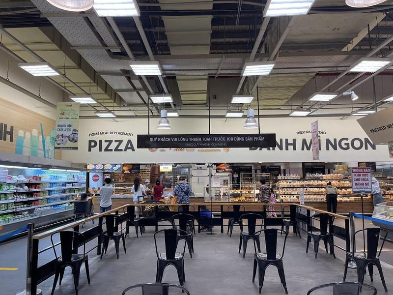 Chiều 4-10, siêu thị Emart đã được mở cửa trở lại  - ảnh 4
