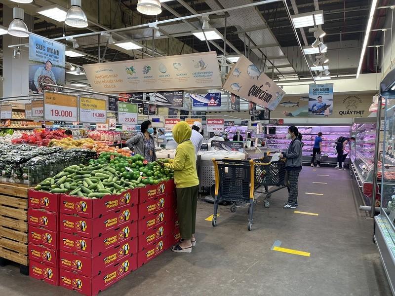 Chiều 4-10, siêu thị Emart đã được mở cửa trở lại  - ảnh 5