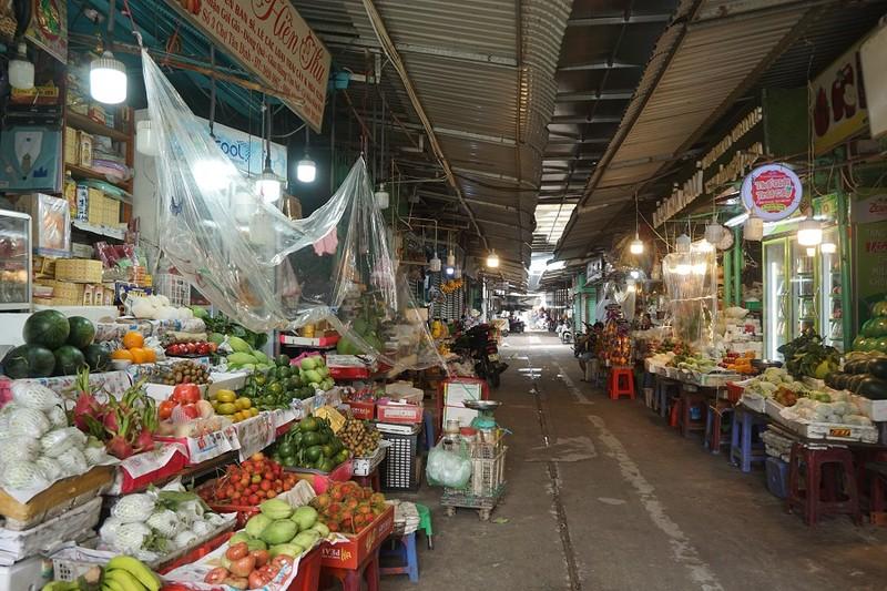 Thêm nhiều chợ ở TP.HCM mở cửa: Người bán, người mua đều vui - ảnh 10