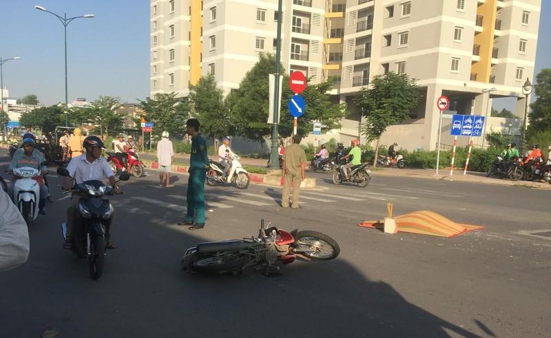 Tai nạn chết người liên tiếp trong đêm ở quận 9 - ảnh 1