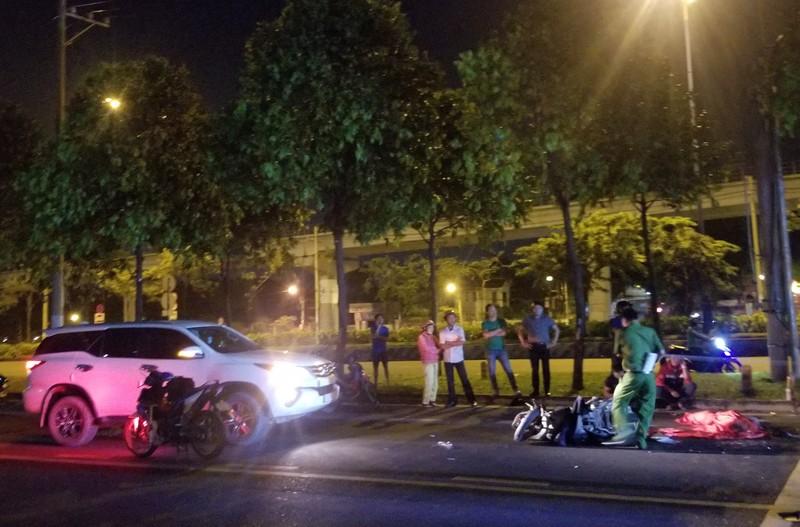 Tai nạn chết người liên tiếp trong đêm ở quận 9 - ảnh 2