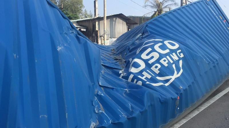 Thông tin mới về vụ dầm cầu bê tông đè container ở Thủ Đức - ảnh 1