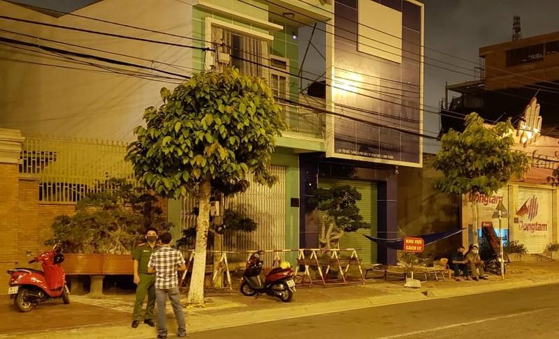 Bình Thuận: Cách ly thêm ba nhà liên quan ca nhiễm COVID-19 - ảnh 1