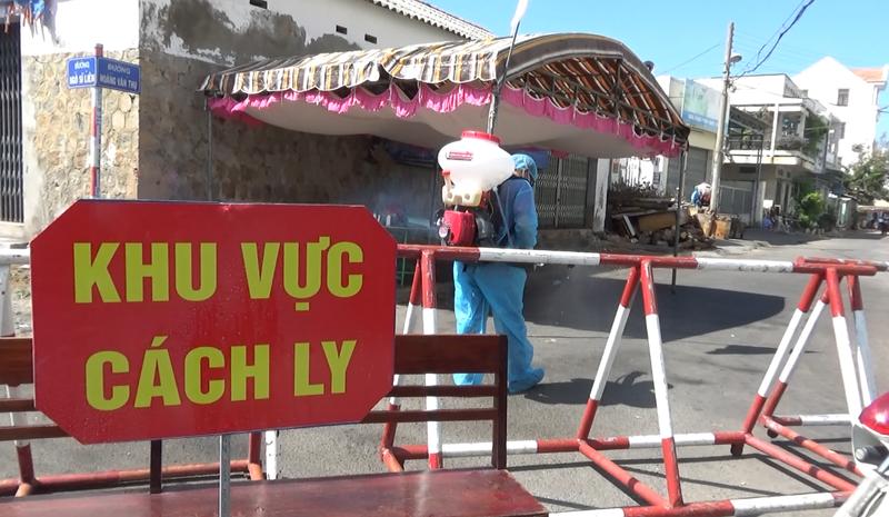 Bình Thuận: Người dân khu vực cách ly được chăm sóc chu đáo - ảnh 1