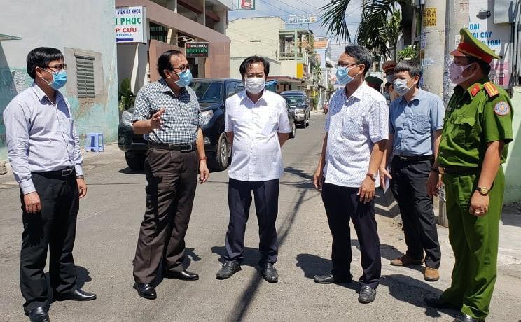 Bình Thuận: Người dân khu vực cách ly được chăm sóc chu đáo - ảnh 2