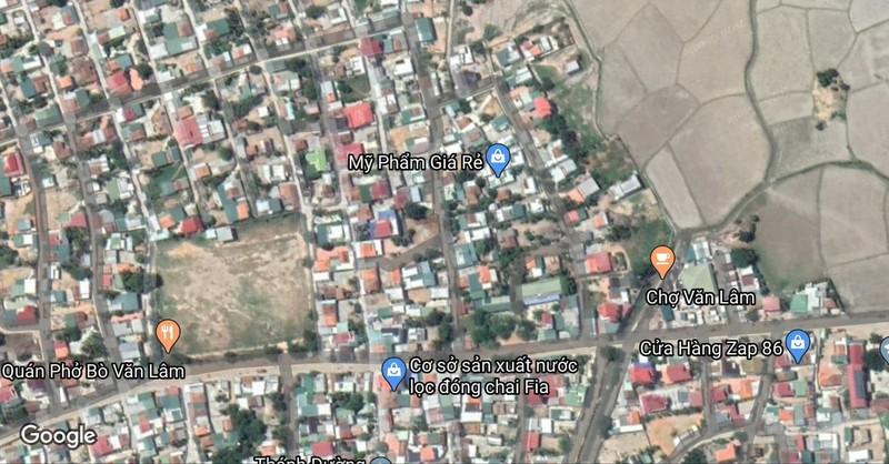 Hình ảnh ngày đầu tiên cách ly 5.000 dân thôn Văn Lâm 3  - ảnh 2