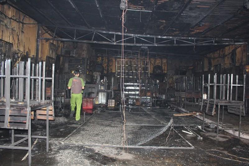 TP.HCM: Kiểm soát hoạt động hàn cắt kim loại để tránh cháy nổ - ảnh 1