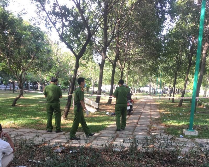 Thanh niên chết trong Công viên Thủ Thiêm nghi sốc ma túy - ảnh 1