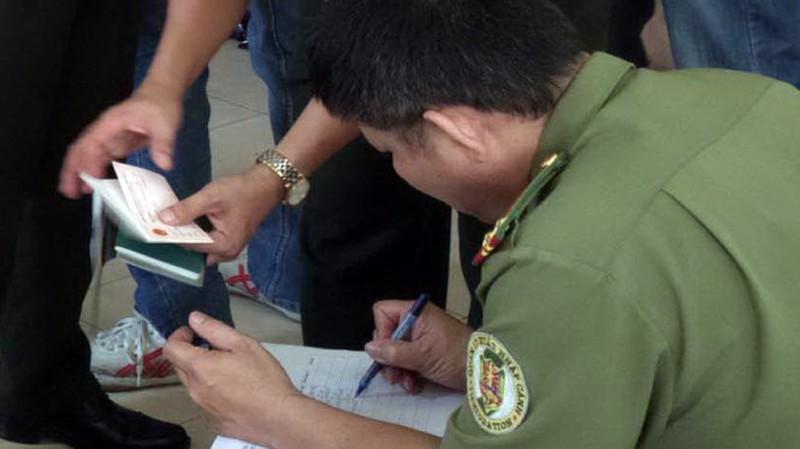 Cao điểm đấu tranh với tội phạm đưa người Việtra nước ngoài - ảnh 1