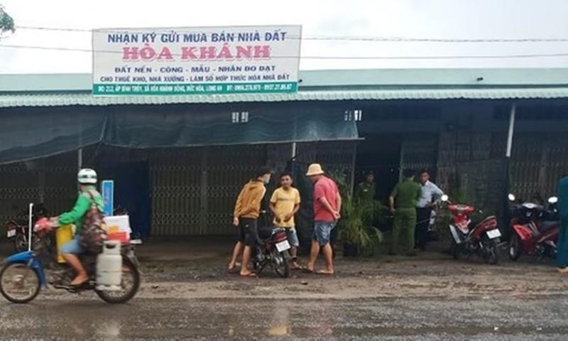 Nghi phạm giết người cướp của ở Long An bị bắt tại TP.HCM - ảnh 2