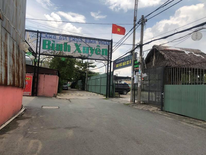 Kiến nghị điều tra sai phạm về xây dựng ở huyện Bình Chánh  - ảnh 1