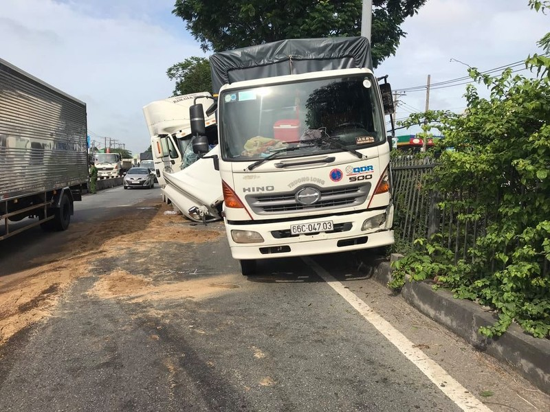 Tài xế dừng xe đi vệ sinh gây ra vụ tai nạn nghiêm trọng - ảnh 2