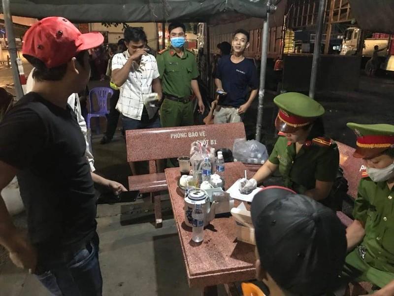 Nhiều tài xế dương tính với ma túy tại chợ đầu mối Thủ Đức - ảnh 3