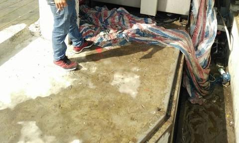 Mất trộm 3.800 lít dầu tại Công trình kiểm soát triều Phú Xuân - ảnh 1