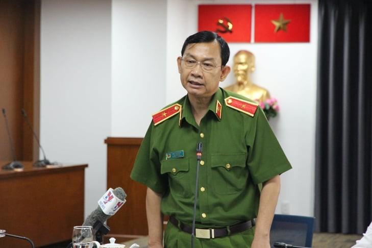 Xem xét khởi tố Lê Chí Thành thêm tội lợi dụng quyền tự do... - ảnh 1