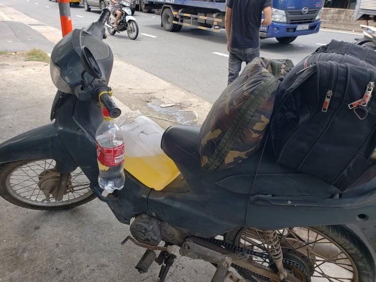 Hàng trăm người rời TP.HCM về các tỉnh Tây Nguyên phải quay đầu xe - ảnh 3