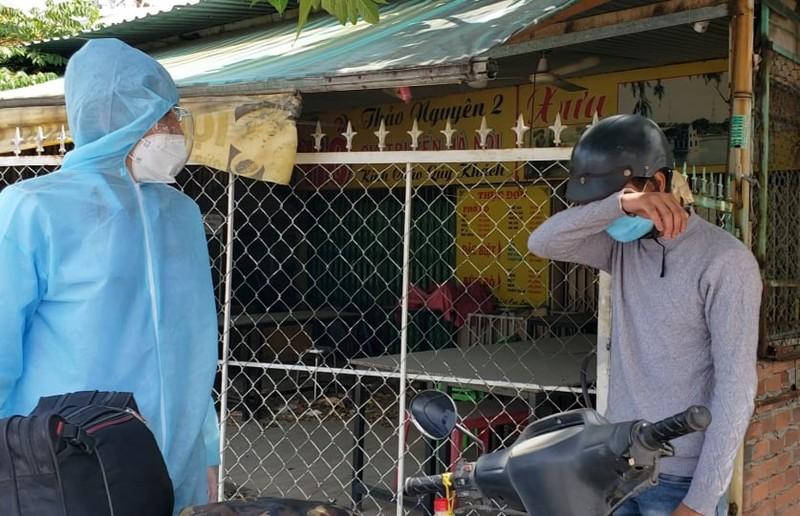 Hàng trăm người rời TP.HCM về các tỉnh Tây Nguyên phải quay đầu xe - ảnh 2