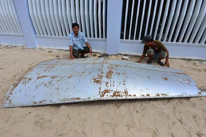 PV nước ngoài xin lỗi vì đưa tin mảnh vỡ máy bay MH370 ở Khánh Hòa - ảnh 1