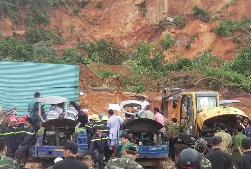 Sạt lở núi kinh hoàng ở Nha Trang, 10 người thương vong - ảnh 4