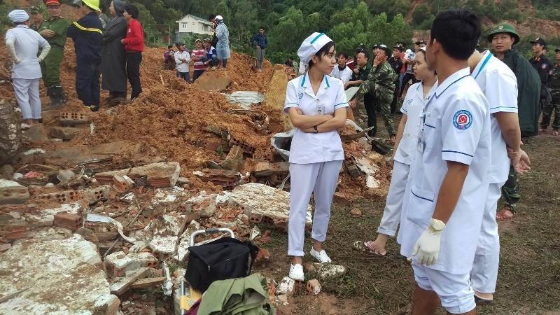 Sạt lở núi kinh hoàng ở Nha Trang, 10 người thương vong - ảnh 7