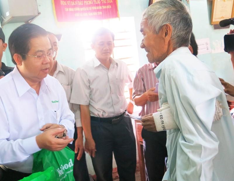Bình Định: Tất cả trẻ mầm non sẽ được uống sữa miễn phí - ảnh 2