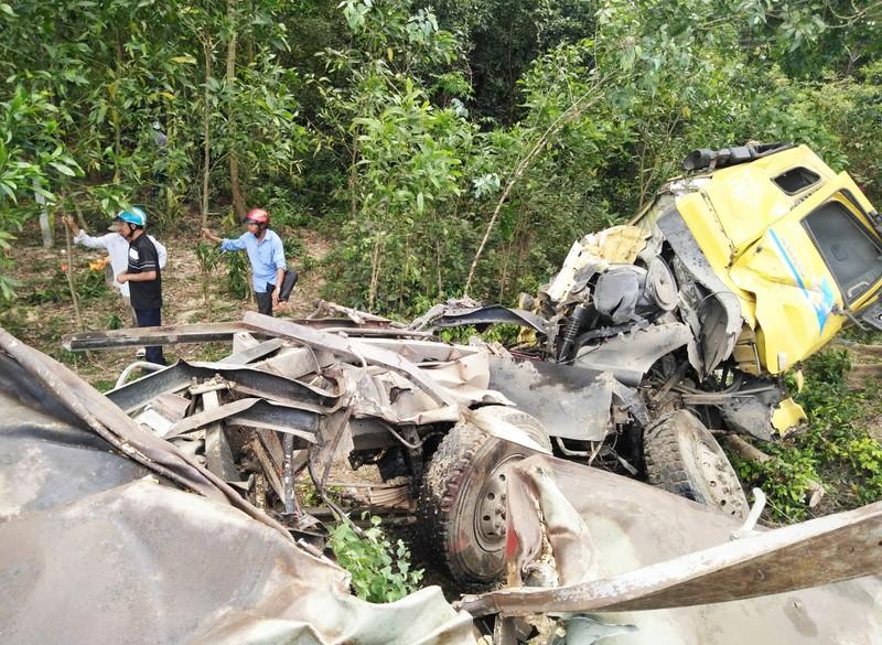Tai nạn đường sắt ở Bình Định do không đóng gác chắn - ảnh 2