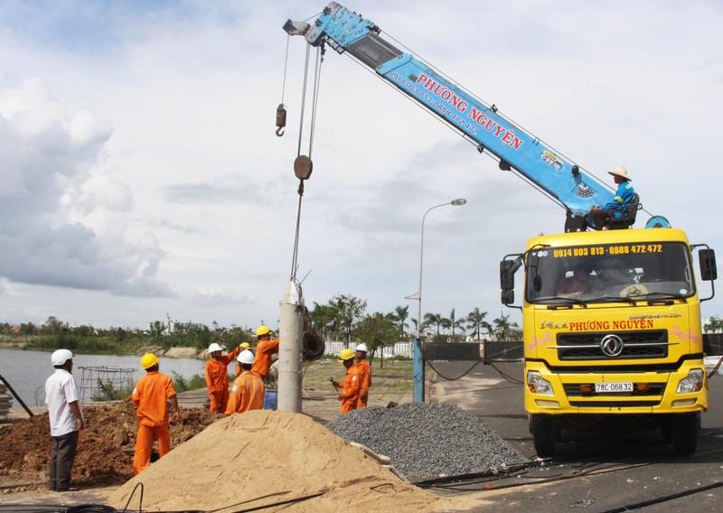 Phú Yên huy động tổng lực khắc phục hậu quả bão số 12 - ảnh 1