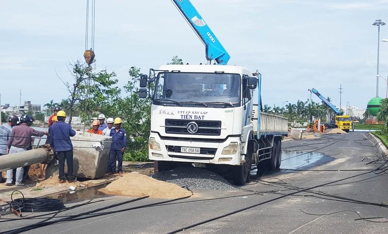 Phú Yên huy động tổng lực khắc phục hậu quả bão số 12 - ảnh 2
