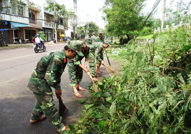 Phú Yên huy động tổng lực khắc phục hậu quả bão số 12 - ảnh 3