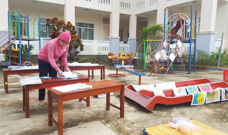 Phú Yên huy động tổng lực khắc phục hậu quả bão số 12 - ảnh 5
