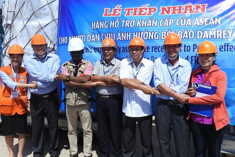 ASEAN trợ giúp người dân bị thiệt hại do bão lũ - ảnh 3