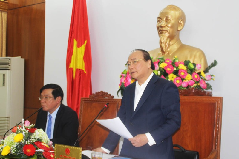 Thủ tướng: Sẽ xem xét vấn đề cổ phần hóa cảng Quy Nhơn - ảnh 1