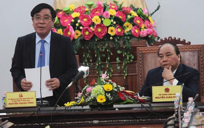 Thủ tướng: Sẽ xem xét vấn đề cổ phần hóa cảng Quy Nhơn - ảnh 2
