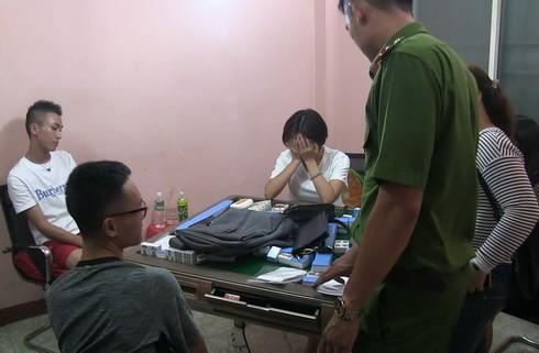 Khánh Hòa: Bắt quả tang 11 người Trung Quốc đánh bạc - ảnh 1