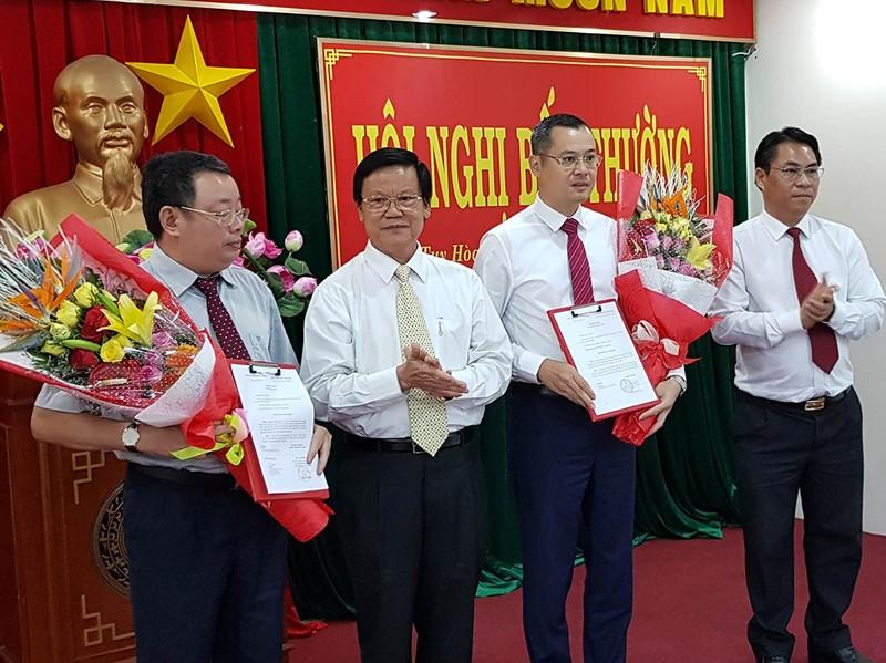 Thứ trưởng Bộ Khoa học Công nghệ làm phó bí thư Phú Yên  - ảnh 1