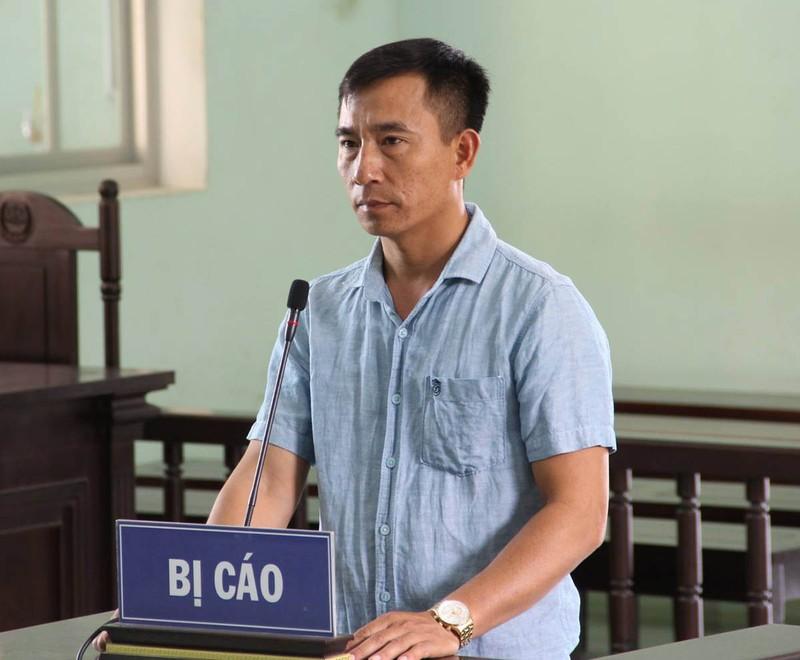 Dọa giết phóng viên, bị phạt 6 tháng tù treo - ảnh 1