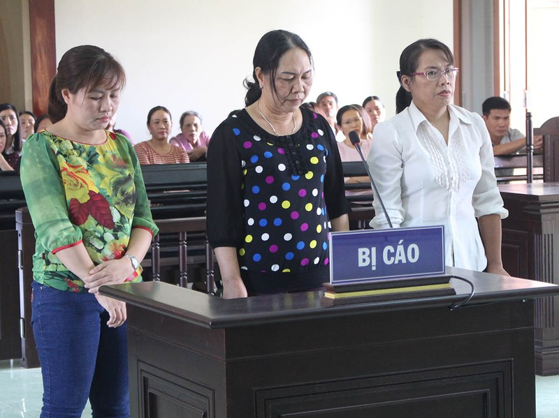 3 cựu cán bộ Trường Chính trị tỉnh Phú Yên bị phạt tù - ảnh 1