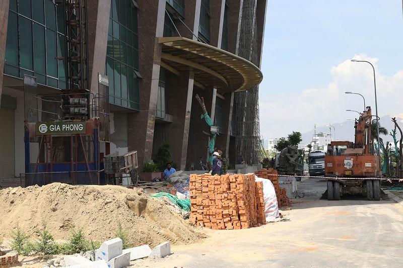 Mường Thanh Khánh Hòa bắt đầu cắt 3 tầng vượt - ảnh 2