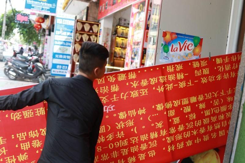 Phạt một công ty sử dụng lao động Trung Quốc không phép - ảnh 1