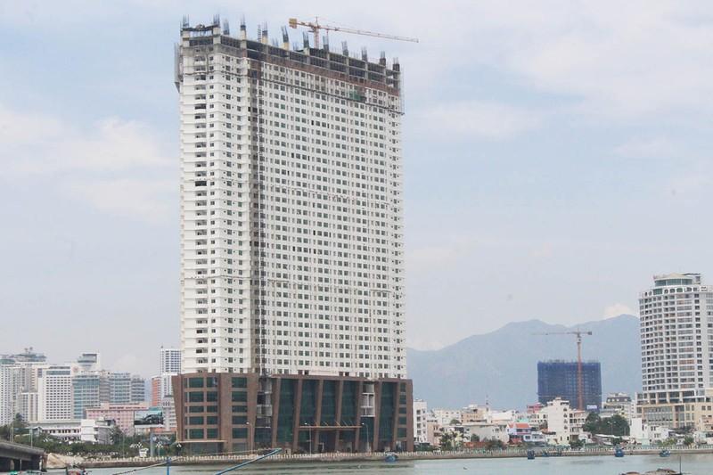 Nha Trang đề nghị tạm dừng xây khách sạn cao tầng - ảnh 2