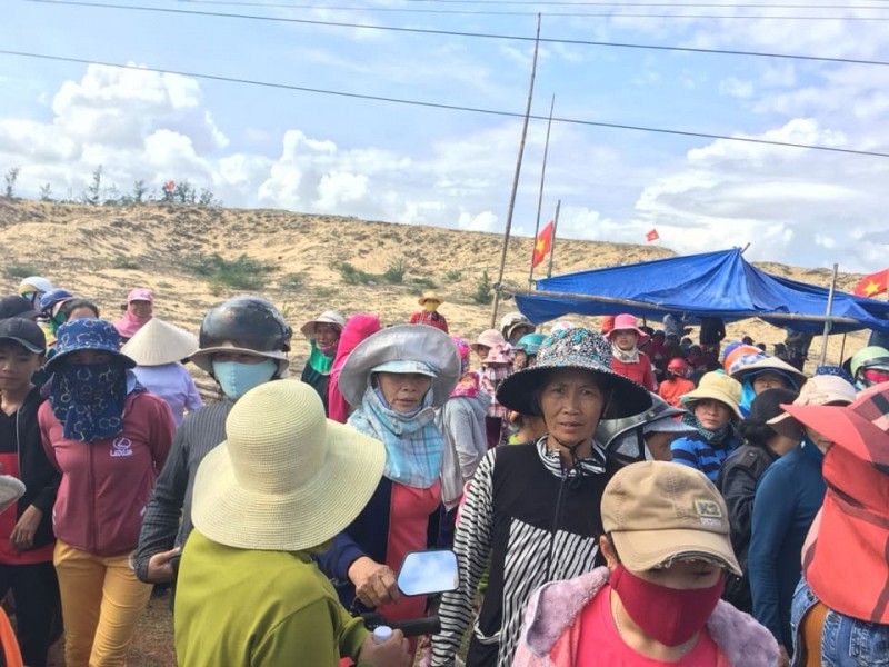 Bình Định: Chủ tịch huyện Phù Mỹ nói về dự án điện mặt trời - ảnh 2