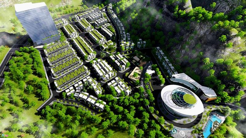 Sở Xây dựng thông tin chi tiết dự án 'hồ vô cực' ở Nha Trang - ảnh 2