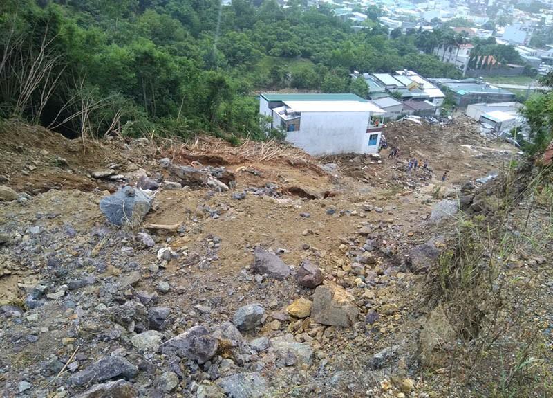 Sở Xây dựng thông tin chi tiết dự án 'hồ vô cực' ở Nha Trang - ảnh 1