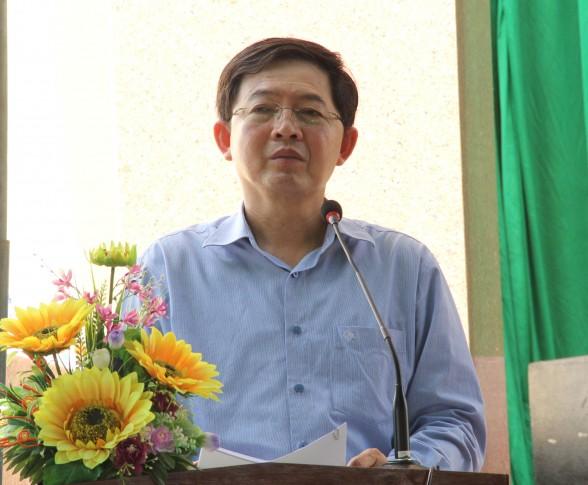 Dân Bình Định lại giữ người để phản đối dự án  - ảnh 1