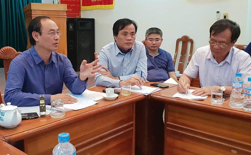 Bộ GTVT kiểm tra hư hỏng quốc lộ 1 đoạn qua Phú Yên - ảnh 4