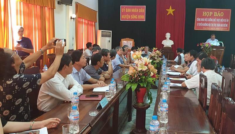 Thông tin mới vụ cưỡng chế đất của cựu bí thư huyện Sông Hinh  - ảnh 1