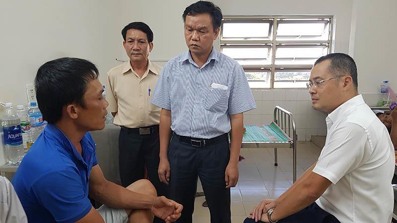 Khởi tố phó tổng giám đốc bắt trói dân ngăn dự án ở Phú Yên - ảnh 1